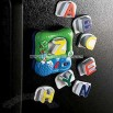 Fridge Phonics Magnetic Letter Set & Fridge Farm Magnetic Animal Set