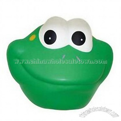 Frog Funny Face Stress Reliever