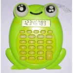 Frog Shape Cartoon Gift Calculator