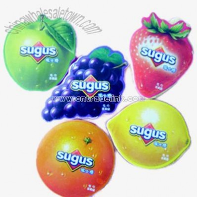 Fruit Shaped Compressed Magic Towel
