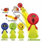 Fruit jumper, pressing and jumping up to 2m high, 4-design