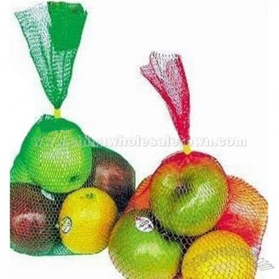 Fruit packing net bag