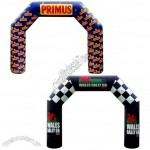 Full Color 10' Indoor/Outdoor Custom Inflatable Arch Display Kit