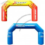 Full Color 35' Indoor/Outdoor Custom Inflatable Arch Display Kit