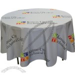 Full Color 4' Diameter Round Tables Covers