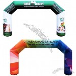 Full Color 40' Indoor/Outdoor Custom Inflatable Arch Display Kit