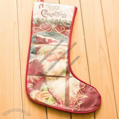 Full Color Printing Christmas Stocking