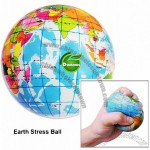 Full Colors Earth Stress Ball