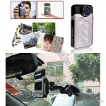 Full HD Mini Car DVR 120 Degree Camera