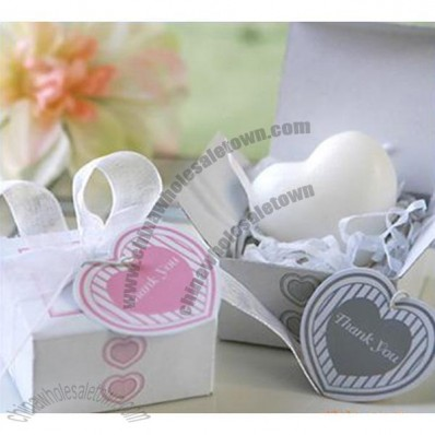 Full Heart Soap Wedding Favor