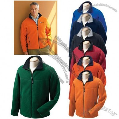 Full Zip Polar Tech Custom Jackets