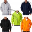 Full Zip Promotional Hooded Fleece