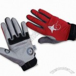 Full-finger Cycling Gloves Set