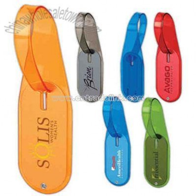 Fun Candy-colored Luggage Tags