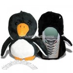 Fun Friends Plush Animal Bar Cell Phone Cover - Penny (Penguin)