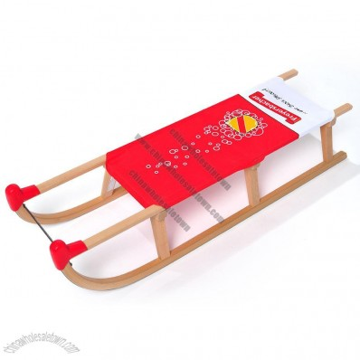 Fun Wood Sled