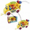 Funny Babies Toy, Whack Mole Toy Car with Music