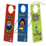 Funny Door Hangers with Different Patterns for Kids