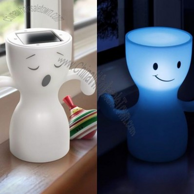 GLO BOY Solar LED Nightlight