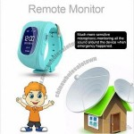 GPS Kids Watch - Track your children anywhere