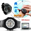 GPS Watch with Location Finder + Data Logger + Photo Tagger