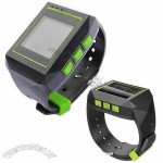 GPS301 Personal/Elderly GPS Device Watch Tracker, Cellphone/Web Platform Tracking
