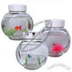 Gadget Electronic Pet Fish with LED Light