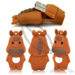 Galloping Horse USB Flash Drive
