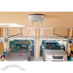 Garage Dual Laser Guided Parking System