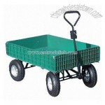 Garden Carts with PP Tray