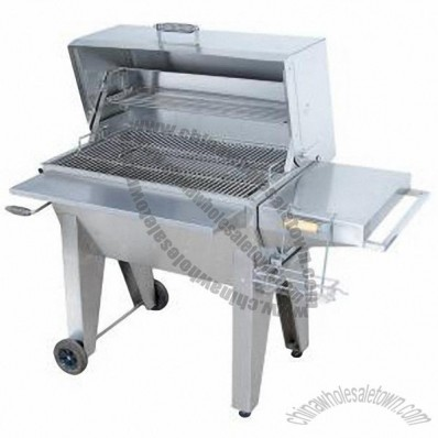 Garden Charcoal Grill
