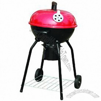 Garden Portable Kettle BBQ Grill