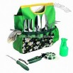 Garden Tools Carry Bag with Wide Open Compartment and Front Pocket for Logo