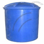 Garden water tank with 3500L (1000 gallons) capacity