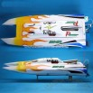 Gas Powered RC Boat Toys
