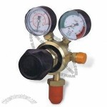 Gas Regulator with 25kg/cm2 Input and 0.1 to 1.5kg/cm2 Output Pressure