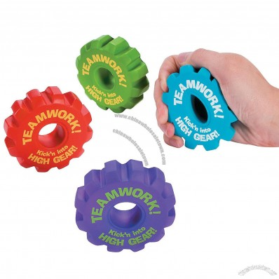 Gear Stress Balls Toy