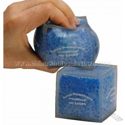 Gel Bead Cube Stress Reliever