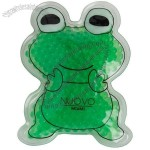 Gel Beads Hot/Cold Pack Frog