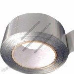 General Purpose 40-micron Aluminum Tape, Suitable for Constructions and Refrigeration