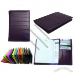 Genuine Eel skin Leather PASSPORT holder Wallet