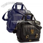 Genuine Leather Executive Holdall