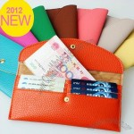 Genuine Leather Women's Coin Bag Purse Credit Card Wallet