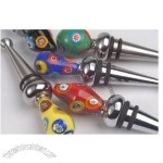 Genuine Murano Glass Millefiori Wine Stoppers