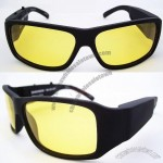 Genuine Night Vision Polarized Glasses Driver Anti-Drowsy Special Glasses