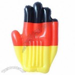 German Flag Inflatable Hands