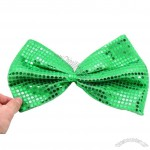 Giant Green Bow Tie - Size 20cm x 30cm
