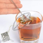 Gift Box Shaped Tea Infuser