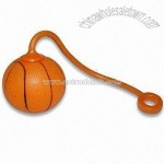Gift Soft Toy-Squeeze Basketball Water Ball