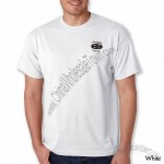 Gildan Adult DryBlend 50/50 Short Sleeve T-Shirt - White